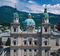The Salzburg Cathedral
